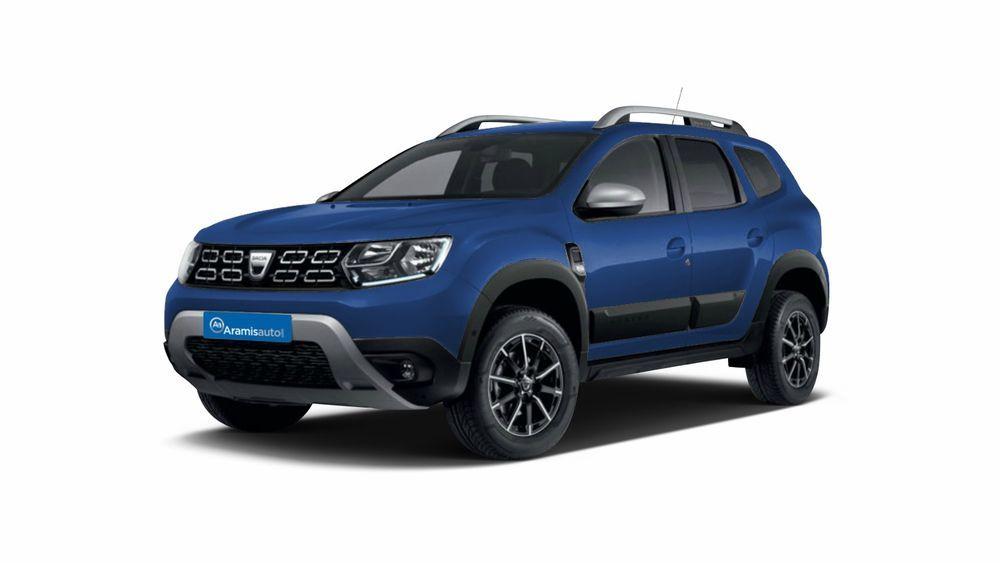 Duster Blue dCi 115 4x4 Prestige + Look Bleu 2021 occasion 14650 Carpiquet