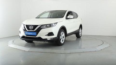 Nissan Qashqai 1.2 DIG-T 115 BVM6 Acenta + Nav 2018 occasion Dammarie-les-Lys 77190