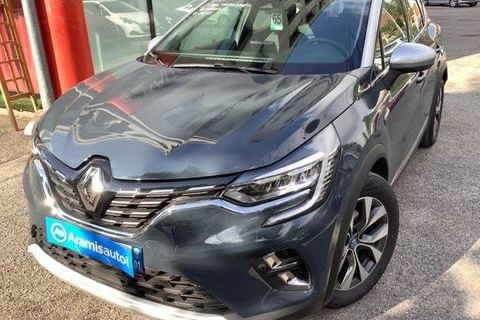 Renault Captur E-Tech Plug-in 160 Intens 2020 occasion Les Ulis 91940