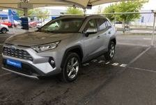 Toyota RAV 4 218 ch 2WD Dynamic suréquipé 2021 occasion Mauguio 34130
