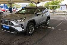Toyota RAV 4 218 ch 2WD Dynamic suréquipé 2021 occasion Brest 29200