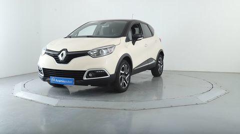 Renault Captur 1.2 TCe 120 EDC6 Intens 2017 occasion Saint-Égrève 38120