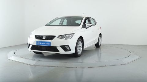 Seat Ibiza 1.0 80 BVM5 Style 2019 occasion Brest 29200