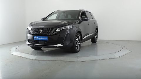 Peugeot 5008 BlueHDi 180 EAT8 GT +Toit ouvrant Panoramique 2021 occasion Bruges 33520