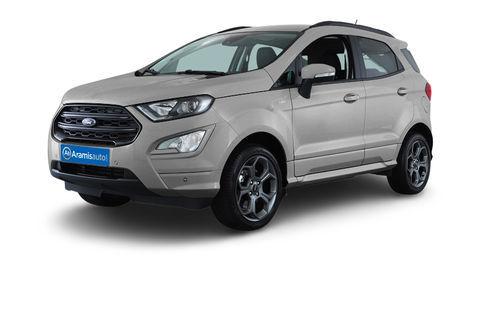 Ford Ecosport 1.0 EcoBoost 125ch S&S BVM6 ST-Line suréquipé 2021 occasion Mougins 06250