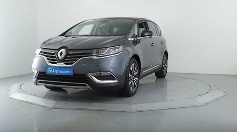 Renault Espace 1.6 dCi 160 EDC6 Initiale Paris 7pl+Toit Ouvrant 2018 occasion Dijon 21000