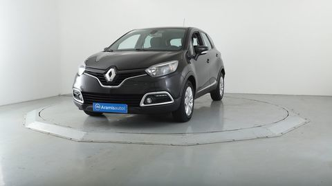 Renault Captur 1.5 dCi 90 EDC6 Business 2015 occasion Woippy 57140