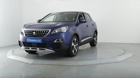 Peugeot 3008 1.5 BlueHDi 130 EAT8 Allure Suréquipée 2019 occasion Donzère 26290