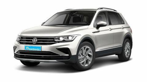 Volkswagen Tiguan Nouveau Life Suréquipé 37250 38120 Saint-Égrève