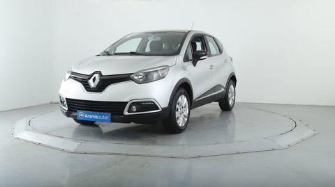 Renault Captur 0.9 TCe 90 BVM5 Business 2016 occasion Nice 06200