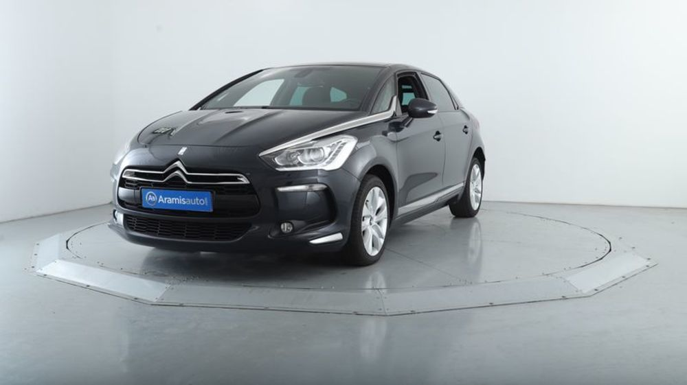 DS5 2.0 HDI 163 BVM6 Be Chic 2014 occasion 34130 Mauguio