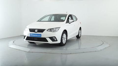 Seat Ibiza 1.0 80 BVM5 Style 2019 occasion Rennes 35000