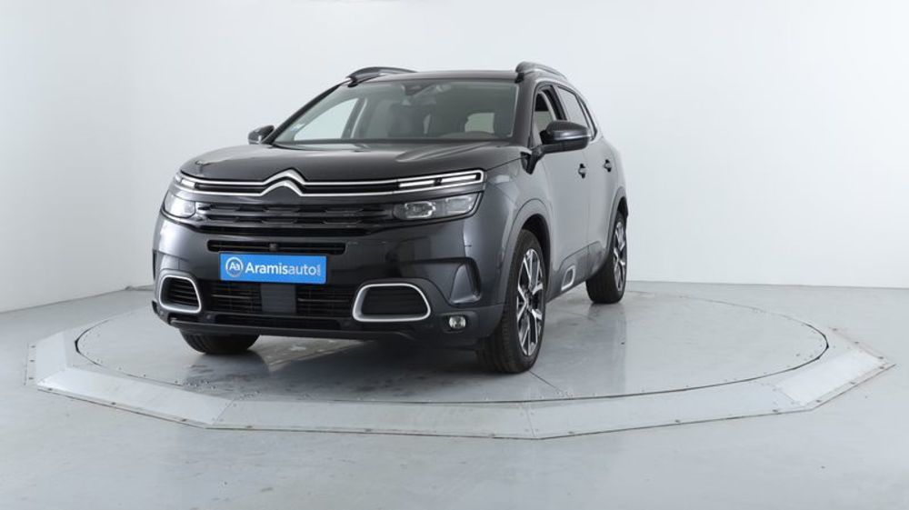 C5 aircross 1.5 BlueHDi 130 BVM6 Shine 2020 occasion 33520 Bruges