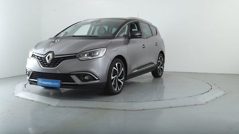 Renault Grand scenic IV 1.7 dCi 120 BVM6 Intens 2020 occasion Mougins 06250
