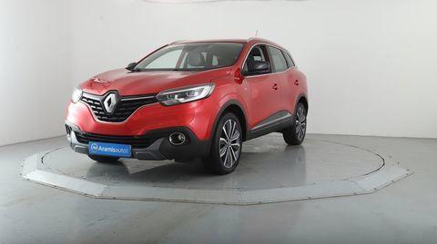 Renault Kadjar 1.5 dCi 110 EDC6 Intens 2018 occasion Annecy 74000