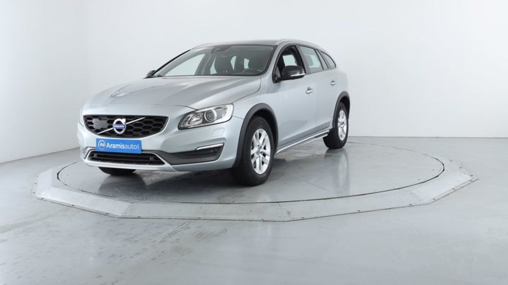 V60 D4 190 Geartronic 8 Momentum Business 2016 occasion 29200 Brest