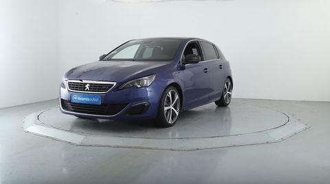 Peugeot 308 2.0 BlueHDi 180 EAT6 GT 2016 occasion Donzère 26290