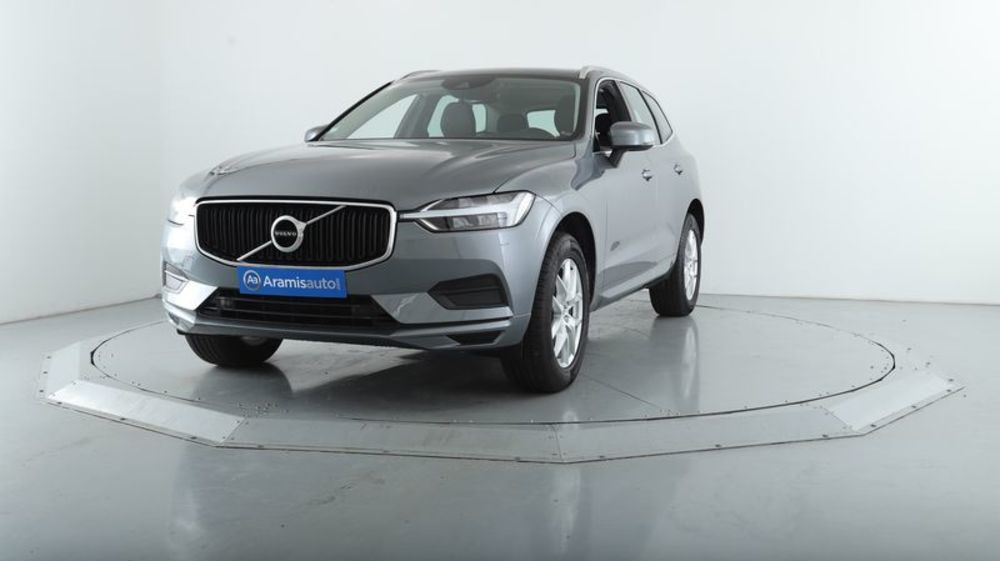 XC60 D4 190 Geartronic 8 Momentum +Cuir Surequipé 2019 occasion 57140 Woippy