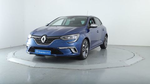 Renault Mégane 1.5 dCi 115 EDC7 Intens +Pack GT-Line 2020 occasion Mauguio 34130