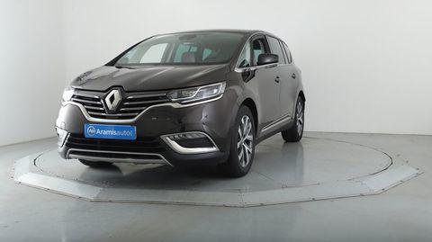 Renault Espace 1.6 dCi 160 BVA6 Intens EDC 2016 occasion Dijon 21000