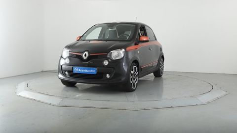 Renault Twingo III 0.9 TCe 110 BVM5 GT 2018 occasion Les Ulis 91940