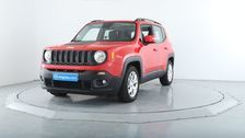 Jeep Renegade 1.4 MultiAir 140 BVM6 Longitude Business 2017 occasion Annecy 74000