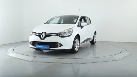 Renault Clio IV 1.2 75 BVM5 Trend 2016 occasion Annecy 74000