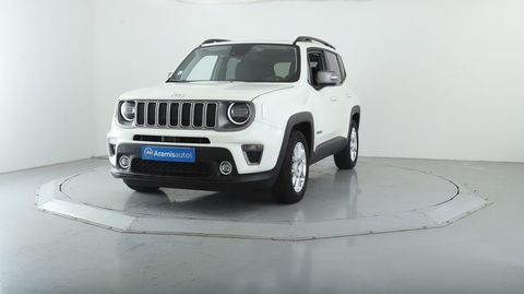 Jeep Renegade 1.3 GSE T4 150 BVR6 Limited 2020 occasion Dijon 21000