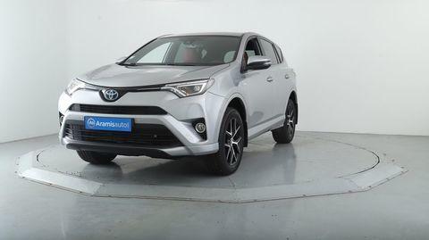 Toyota RAV 4 Hybride 197ch 2WD Design +Cuir 2017 occasion Dammarie-les-Lys 77190