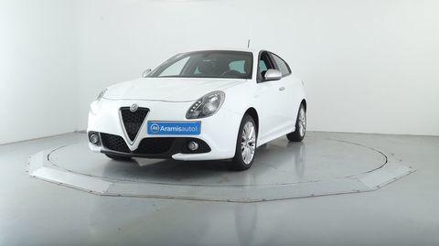 Alfa Romeo Giulietta 1.4 TB 150 BVM6 Série Limitée Sportiva 2016 occasion Orgeval 78630