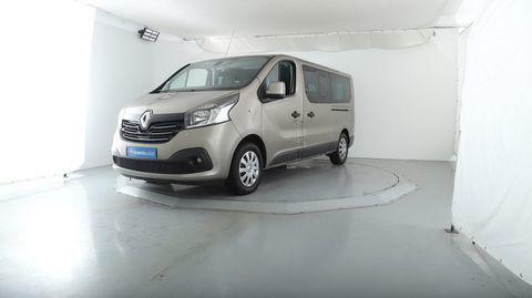 Renault Trafic 1.6 dCi 125 BVM6 Intens2 2018 occasion Arcueil 94110