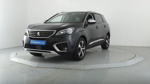 Peugeot 5008 1.5 BlueHDi 130 EAT8 Crossway 2018 occasion Woippy 57140