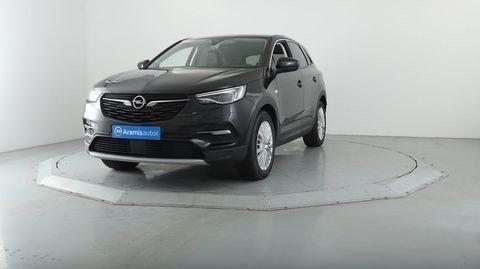 Opel Grandland x Hybrid 225 ch BVA8 Edition 2020 occasion Woippy 57140