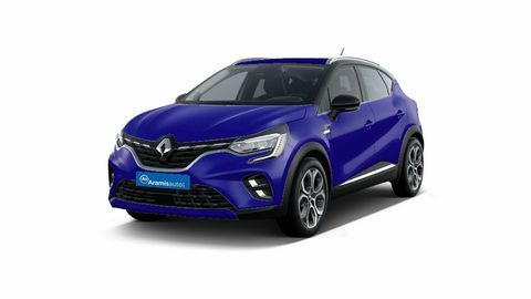 Renault Captur E-Tech Plug-in 160 Intens + Pack Techno 2021 occasion Seclin 59113