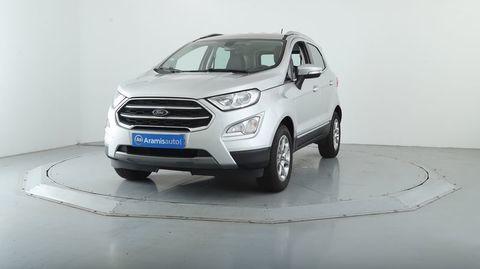 Ford Ecosport 1.5 TDCi 100 BVM6 Titanium 2018 occasion Mauguio 34130