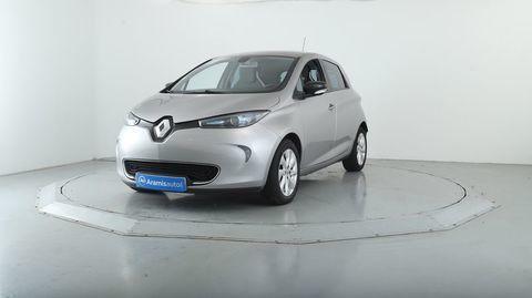 Renault Zoé Batteries en location Intens 2015 occasion Mauguio 34130
