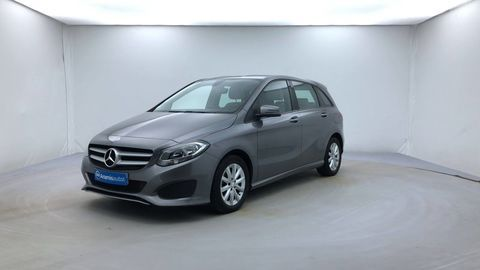Mercedes Classe B 180 CDI BVM6 Intuition 2015 occasion Les Ulis 91940