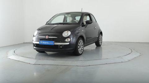 Fiat 500 1.2 69 BVM5 Club 2015 occasion Orgeval 78630