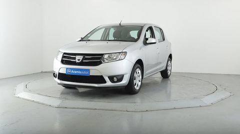 Dacia Sandero 0.9 TCe 90 BVM5 Lauréate 2014 occasion Décines-Charpieu 69150