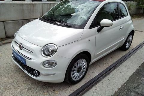 Fiat 500 1.0 70 ch Hybride BSG S/S Lounge 2021 occasion Woippy 57140