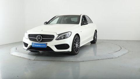 Mercedes Classe C 450 AMG 367 7G-Tronic 4Matic AMG Suréquipée 2015 occasion Dammarie-les-Lys 77190