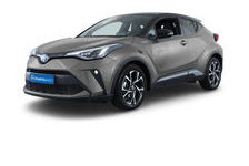 Toyota C-HR 184h Graphic 2021 occasion Annecy 74000
