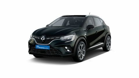 Renault Captur E-Tech Plug-in 160 Intens + Pack City 2021 occasion Seclin 59113