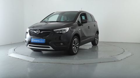 Opel Crossland X 1.6 Turbo D 120 BVM6 Ultimate 2017 occasion Carquefou 44470