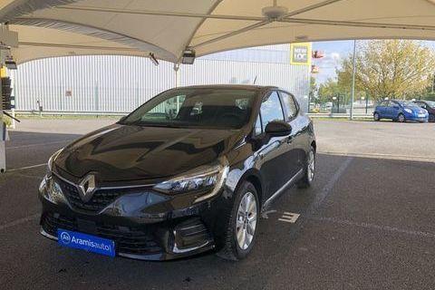 Renault Clio 1.0 TCe 90 BVM6 Zen Suréquipée 2021 occasion Mauguio 34130