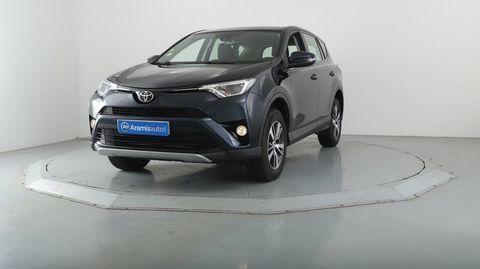 Toyota RAV 4 2.0 D-4D 143 BVM6 Dynamic Edition 2018 occasion Dammarie-les-Lys 77190