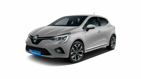 Renault Clio TCe 90 Intens + Pack City Plus 2021 occasion Brest 29200