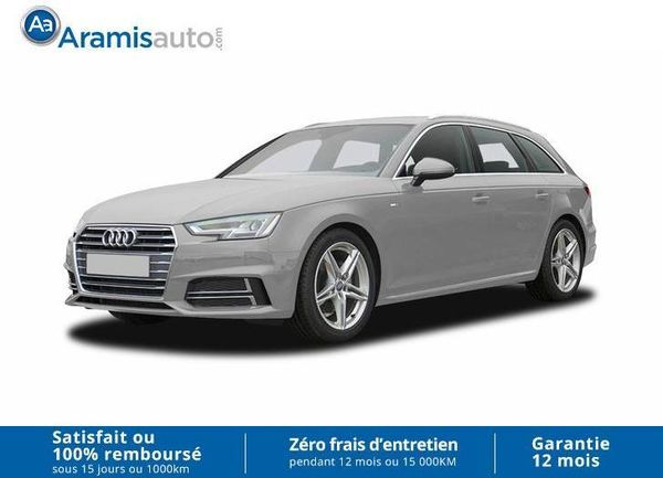 voiture audi a4 2 0 tdi 150 design cuir pano occasion diesel 2016 10 km 34990 bruges. Black Bedroom Furniture Sets. Home Design Ideas