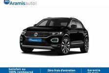 volkswagen t roc occasion annonces achat vente de voitures. Black Bedroom Furniture Sets. Home Design Ideas