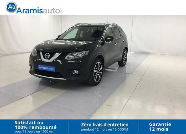 voiture nissan x trail 1 6 dci 130 all mode n connecta 7pl. Black Bedroom Furniture Sets. Home Design Ideas